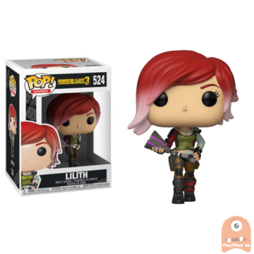 POP! Games Lilith the Siren #524 Borderlands 3