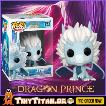 Funko POP! Azymondias PRE-ORDER the Dragon Prince