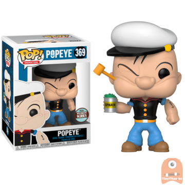 POP! Animation Popeye #369 Specialty Series