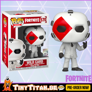 Funko POP! Card Diamond - Fortnite PRE-ORDER
