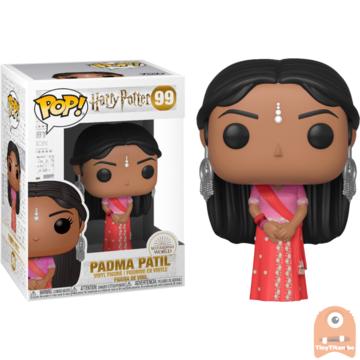 POP! Harry Potter Parvati Patil Yule ball #100