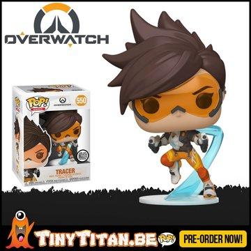 Funko POP! Tracer Exclusive - Overwatch PRE-ORDER