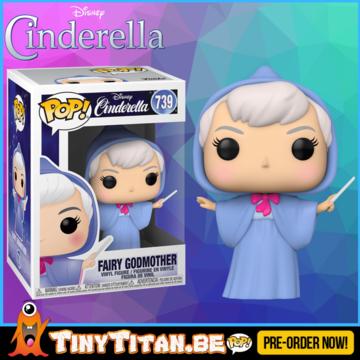 Funko POP! Fairy Godmother - Cinderella Disney PRE-ORDER