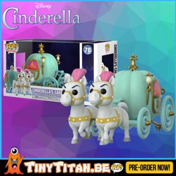 Funko POP! Cinderella's Carriage - Cinderella Disney PRE-ORDER