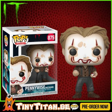 Funko POP! Pennywise Make-Up - It 2 PRE-ORDER