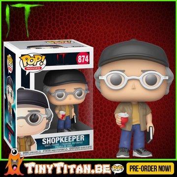 Funko POP! Shop keeper Stephen King - It 2 PRE-ORDER