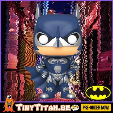Funko POP! Batman 1997 - Batman 80TH PRE-ORDER