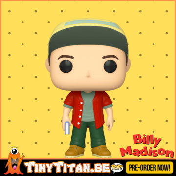 Funko POP! Billy Madison - Billy Madison PRE-ORDER