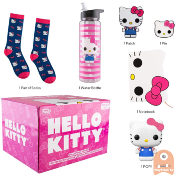 POP! Hello Kitty Exclusive Collector Box