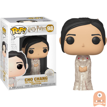 POP! Harry Potter Cho Chang Yule ball #98