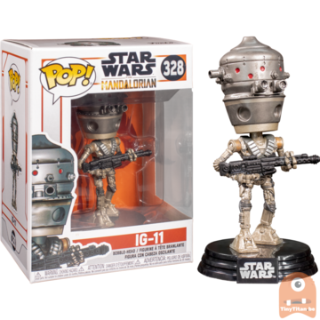 POP! Star Wars IG-11 #328 The mandalorian