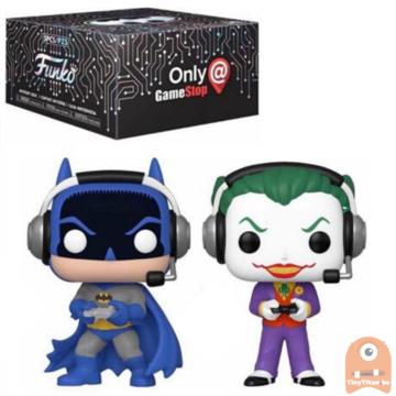POP! DC Gamer Funko Mystery Box: GameStop Exclusive