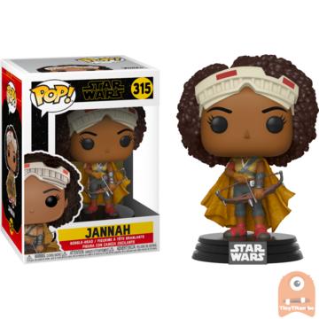 POP! Star Wars Jannah #315 Episode IX - The Rise of Skywalker