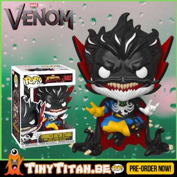 Funko POP! Doctor Strange Venomized PRE-ORDER