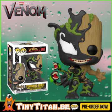 Funko POP! Groot Venomized PRE-ORDER