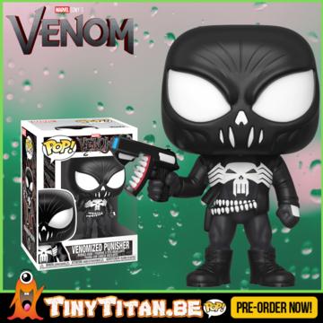 Funko POP! Punisher Venomized PRE-ORDER