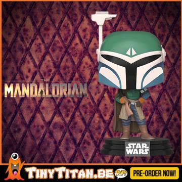 Funko POP!  Covert Mandalorian - The mandalorian - Star Wars Pre-Order