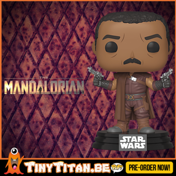 Funko POP! Greef Karga - The mandalorian - Star Wars Pre-Order