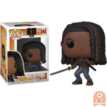 POP! Television Michonne w/ katana #888 The Walking Dead