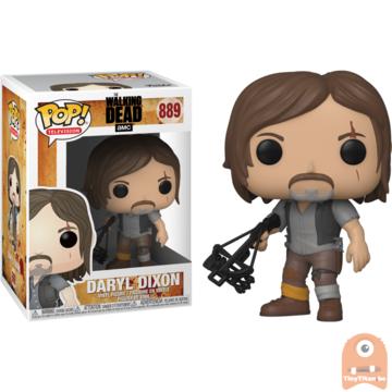 POP! Television Daryl Dixon Crosbow & Scar #889 The Walking Dead