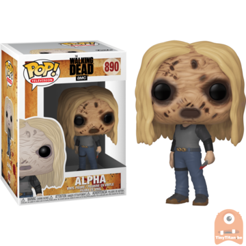 POP! Television Alpha #890 The Walking Dead