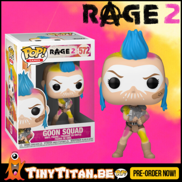 Funko POP! Mohawk Girl - Rage 2 Pre-Order