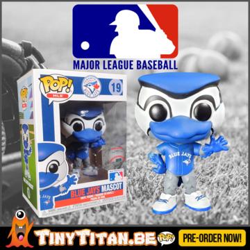 Funko POP! Ace Toronto Blue Jays Mascot Pre-Order