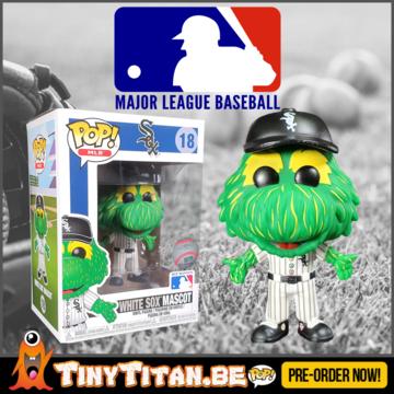 Funko POP! Southpaw Chicago White Sox Mascot Pre-Order