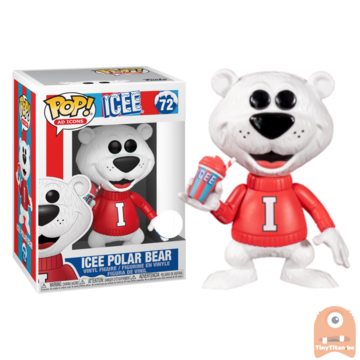 POP! Ad Icons ICEE Polar Bear #72 Cyber Monday Exclusive