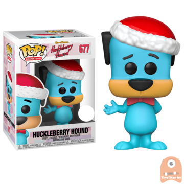 POP! Animation Huckleberry Hound Holiday #677 Cyber Monday Exclusive