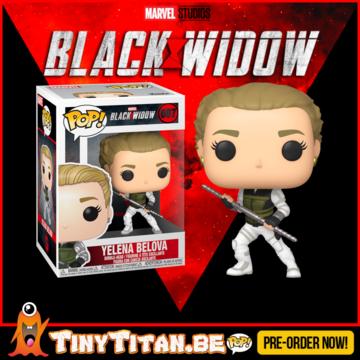 Funko POP! Yelena - Black Widow Pre-Order