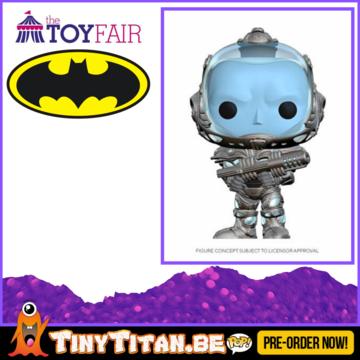 Funko POP! Mr. Freeze - Batman & Robin Pre-Order