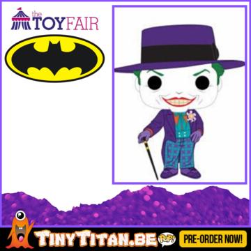Funko POP! Joker - Batman 1989 Pre-Order