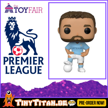 Funko POP! Bernardo Silva - Manchester City - Football Pre-Order