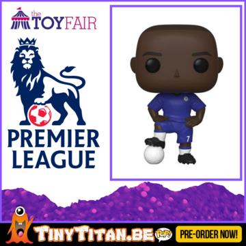Funko POP! N'Golo Kanté - Chelsea - Football Pre-Order