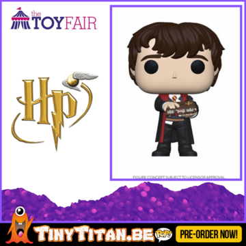 Funko POP! Neville w/ Monster Book - Harry Potter Pre-Order