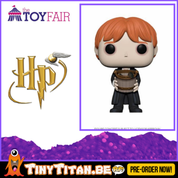 Funko POP! Ron Puking Slugs w/ Bucket - Harry Potter Pre-Order