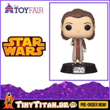 Funko POP! leia Bespin - Star Wars Pre-Order