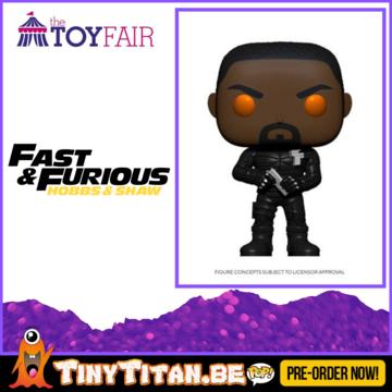 Funko POP! Brixton - The fast & Furious - Hobbs & Shaw Pre-Order