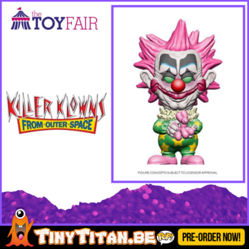 Funko POP! Spike - Killer klowns From Outer Space Pre-Order
