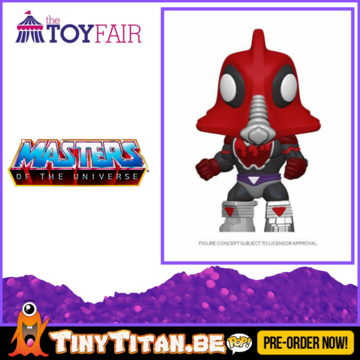 Funko POP! Mosquitor - Masters of the Universe Pre-Order