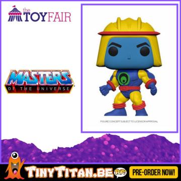 Funko POP! Sy Klone - Masters of the Universe Pre-Order