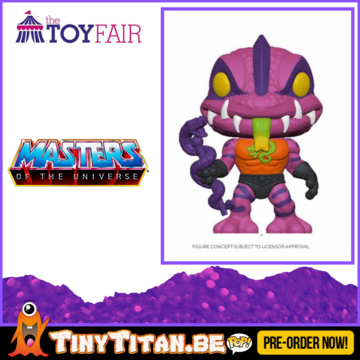 Funko POP! Tung Lasher - Masters of the Universe Pre-Order