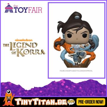 Funko POP! Korra - The legends of Korra Pre-Order