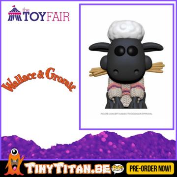 Funko POP! Shaun the Sheep - Wallace & Gromit Pre-Order
