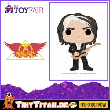 Funko POP! Joe Perry - Aerosmith Pre-Order