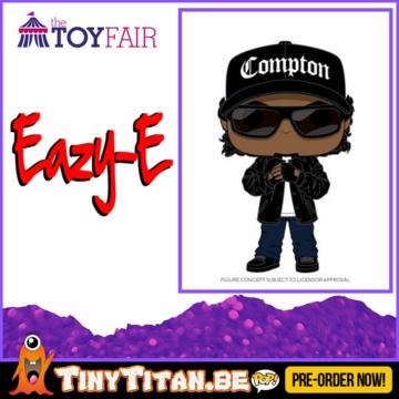 Funko POP! Eazy-E Pre-Order