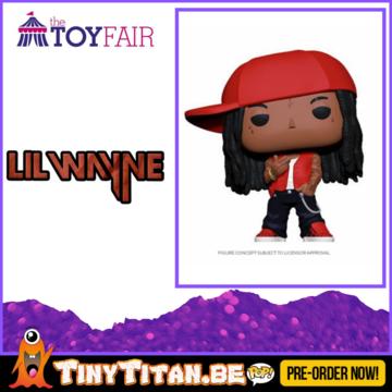 Funko POP! Lil Wayne Pre-Order