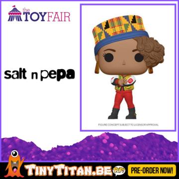 Funko POP! pepa - Salt-N-Pepa Pre-Order