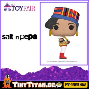 Funko POP! Salt - Salt-N-Pepa Pre-Order